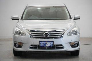 2014 Nissan Altima L33 Ti-S X-tronic Silver 1 Speed Constant Variable Sedan.