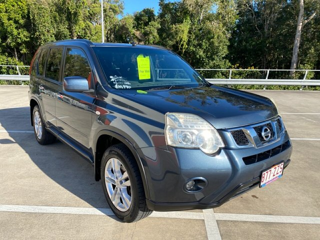 Used Nissan X-Trail T31 MY11 ST (4x4) Morayfield, 2011 Nissan X-Trail T31 MY11 ST (4x4) Blue 6 Speed Manual Wagon