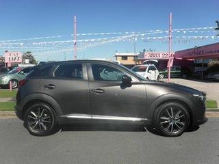 2016 Mazda CX-3 DK AKARI Grey 5 Speed Manual Wagon.