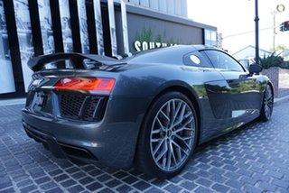 2017 Audi R8 4S Plus Suzuka Grey 7 Speed Sports Automatic Dual Clutch Coupe