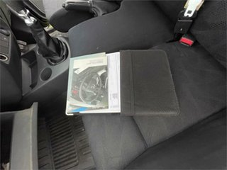 2013 Mazda BT-50 MY13 XT (4x2) Black 6 Speed Manual Cab Chassis