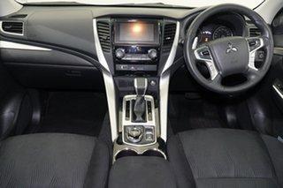 2016 Mitsubishi Pajero Sport QE MY16 GLX Silver 8 Speed Sports Automatic Wagon