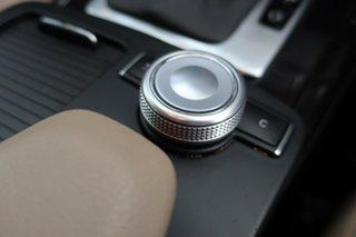 2010 Mercedes-Benz E-Class W212 E250 CGI Avantgarde Silver 5 Speed Sports Automatic Sedan