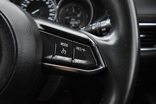 2018 Mazda CX-5 KF4WLA Maxx SKYACTIV-Drive i-ACTIV AWD Sport Black 6 Speed Sports Automatic Wagon