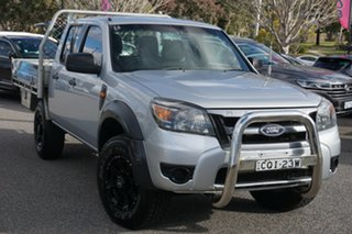 2010 Ford Ranger PK XLT Crew Cab 5 Speed Automatic Utility.