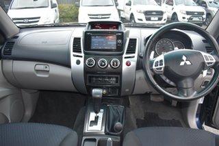 2014 Mitsubishi Challenger PC (KH) MY14 LS Blue 5 Speed Sports Automatic Wagon