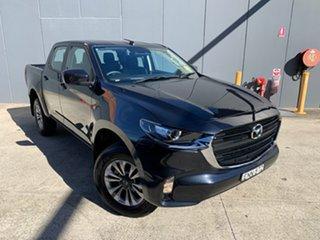 2020 Mazda BT-50 TFR40J XT 4x2 Gun Blue 6 Speed Sports Automatic Utility.