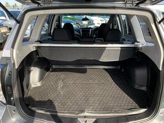 2009 Subaru Forester MY09 XS Silver 4 Speed Auto Elec Sportshift Wagon