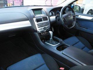 2009 Ford Falcon FG XR6 Blue 5 Speed Automatic Sedan