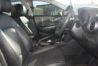 2017 Hyundai Kona OS MY18 Elite 2WD Grey 6 Speed Sports Automatic Wagon
