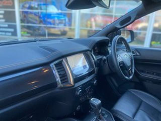 2020 Ford Ranger Wildtrak Meteor Grey Sports Automatic Double Cab Pick Up
