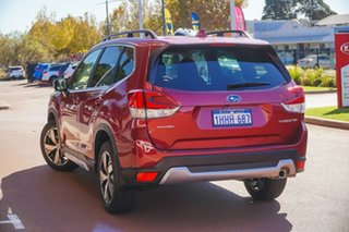 2021 Subaru Forester S5 2.5I-S Red Constant Variable SUV.