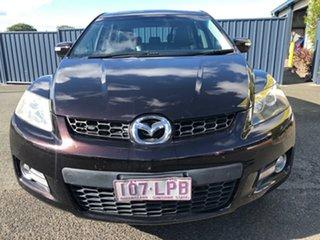 2009 Mazda CX-7 ER1032 Luxury Activematic Sports Black 6 Speed Sports Automatic Wagon