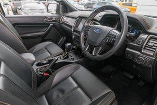 2018 Ford Ranger PX MkIII 2019.00MY Wildtrak Orange 6 Speed Sports Automatic Utility