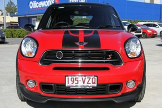 2015 Mini Countryman R60 MY15 Cooper S Red 6 Speed Sports Automatic Wagon