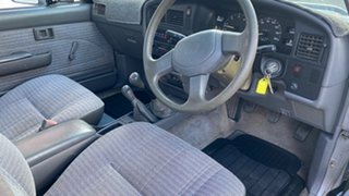 1994 Toyota Hilux LN106R SR5 Silver 5 Speed Manual Dual Cab