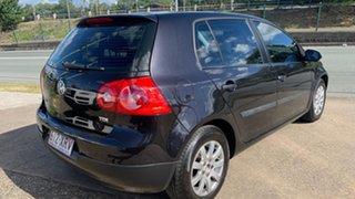 2006 Volkswagen Golf 1K 2.0 TDI Comfortline Black 6 Speed Direct Shift Hatchback
