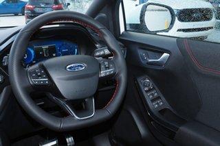 2021 Ford Puma JK 2021.25MY ST-Line Frozen White 7 Speed Sports Automatic Dual Clutch Wagon