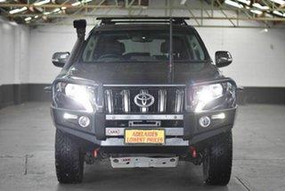 2016 Toyota Landcruiser Prado GDJ150R VX Grey 6 Speed Sports Automatic Wagon.
