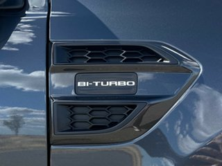 2020 Ford Ranger PX MkIII 2021.25MY Wildtrak Meteor Grey 10 Speed Sports Automatic