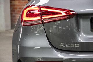 2019 Mercedes-Benz A-Class W177 A250 DCT 4MATIC AMG Line Mountain Grey 7 Speed