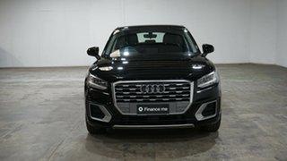 2019 Audi Q2 GA MY20 35 TFSI S Tronic design Brilliant Black 7 Speed Sports Automatic Dual Clutch