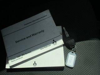 2016 Mitsubishi Triton GLX GLX (4x4) White 6 Speed Manual Utility