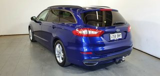 2015 Ford Mondeo MD Ambiente Blue 6 Speed Sports Automatic Dual Clutch Wagon