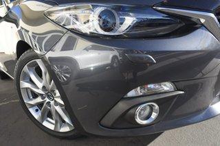 2016 Mazda 3 BN5438 SP25 SKYACTIV-Drive Astina Meteor Grey 6 Speed Sports Automatic Hatchback.