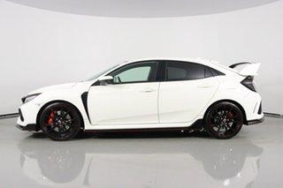 2017 Honda Civic MY17 Type R White 6 Speed Manual Hatchback