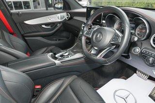 2018 Mercedes-Benz GLC-Class X253 809MY GLC43 AMG 9G-Tronic 4MATIC Obsidian Black 9 Speed.