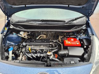 2015 Kia Rio UB MY15 S Blue 4 Speed Sports Automatic Hatchback