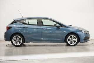 2017 Holden Astra BK MY18 RS Blue 6 Speed Sports Automatic Hatchback