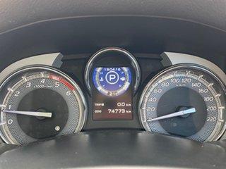 2018 Isuzu MU-X UC MY17 LS-M (4x2) Silver 6 Speed Auto Sequential Wagon