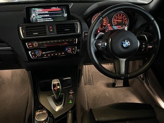 2016 BMW 2 Series F23 M235I White 8 Speed Sports Automatic Convertible