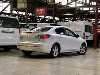 2012 Mazda 3 BL10F2 Neo Activematic White 5 Speed Sports Automatic Sedan