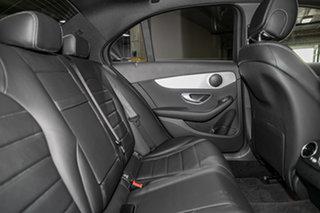 2019 Mercedes-Benz C-Class W205 800MY C300 9G-Tronic e Obsidian Black Metallic 9 Speed