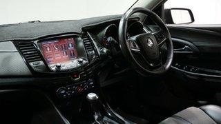 2016 Holden Commodore VF II MY16 SV6 Sportwagon Black 6 Speed Sports Automatic Wagon