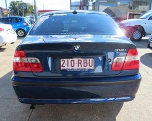 2004 BMW 318i E46 Blue 5 Speed Auto Steptronic Sedan