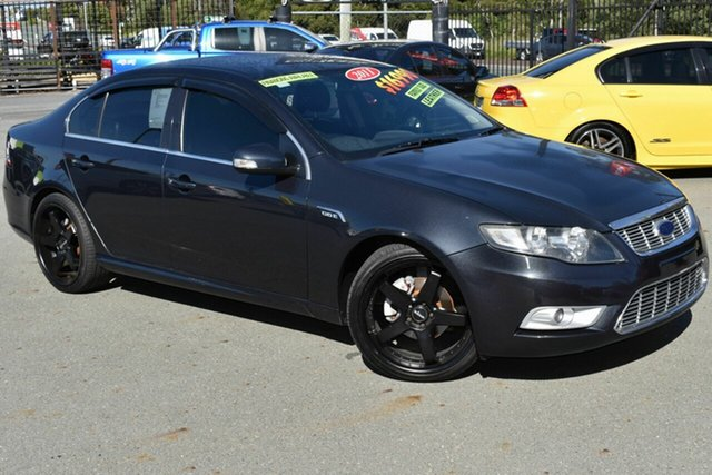 Used Ford Falcon FG Upgrade G6E Underwood, 2011 Ford Falcon FG Upgrade G6E Grey 6 Speed Automatic Sedan