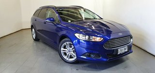 2015 Ford Mondeo MD Ambiente Blue 6 Speed Sports Automatic Dual Clutch Wagon.