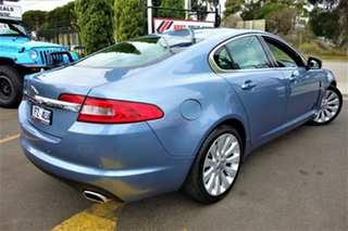 2008 Jaguar XF X250 Premium Luxury Blue 6 Speed Sports Automatic Sedan.