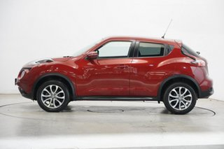 2016 Nissan Juke F15 Series 2 ST X-tronic 2WD Red 1 Speed Constant Variable Hatchback.