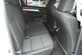 2019 Toyota Hilux GUN126R SR5 Double Cab White 6 Speed Sports Automatic Utility