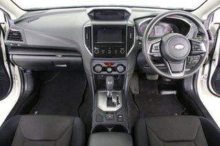 2017 Subaru Impreza MY17 2.0I (AWD) Pearl White Continuous Variable Hatchback