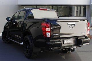 2021 Mazda BT-50 TFS40J GT True Black 6 Speed Sports Automatic Utility.