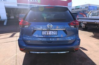 2018 Nissan X-Trail T32 Series 2 TI (4WD) Blue Continuous Variable Wagon