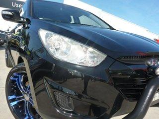 2011 Hyundai ix35 LM MY11 Active Black 5 Speed Manual Wagon.
