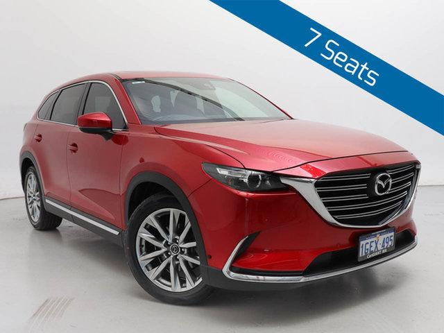 Used Mazda CX-9 MY16 GT (AWD), 2016 Mazda CX-9 MY16 GT (AWD) Soul Red 6 Speed Automatic Wagon