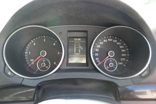 2008 Volkswagen Golf V MY08 Comfortline DSG Black 6 Speed Sports Automatic Dual Clutch Hatchback